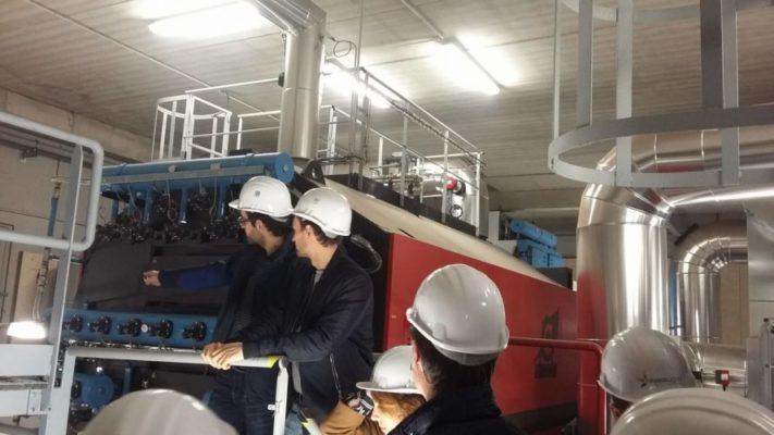 La centrale biomasse ECO-2 du Wacken à Strasbourg