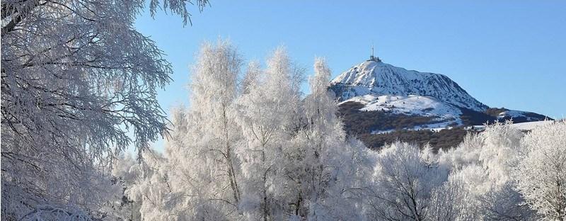 Puy de dome neige 3