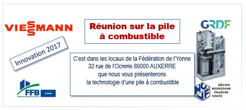 Réunion technique Mars 2018 Auxerre FFB