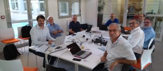 Les Webmasters au travail