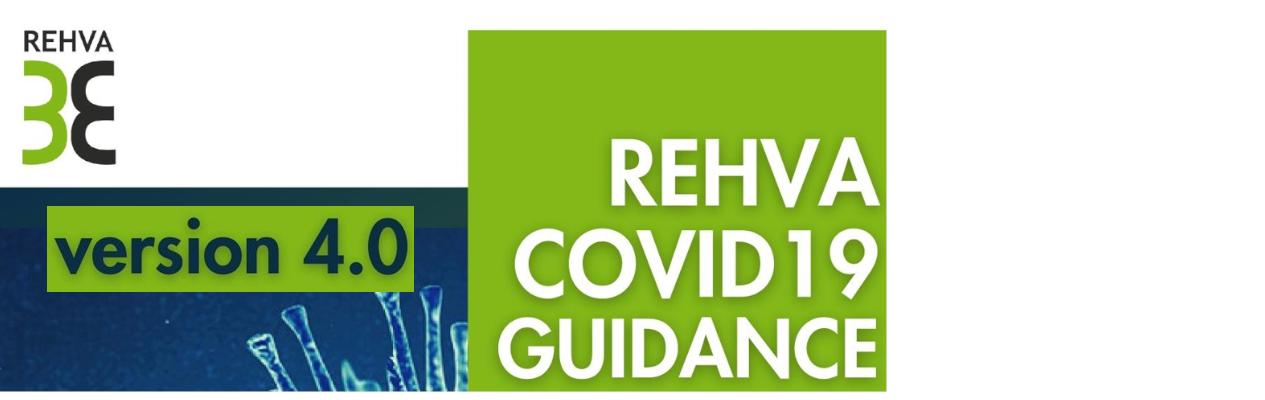 Document guide REHVA COVID 19 - V4 - (17/11/2020)