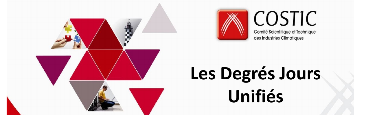 Les DJU : utilisation et limites