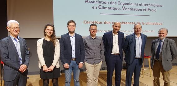 Prix AICVF Roger Cadiergues jeune ingénieur