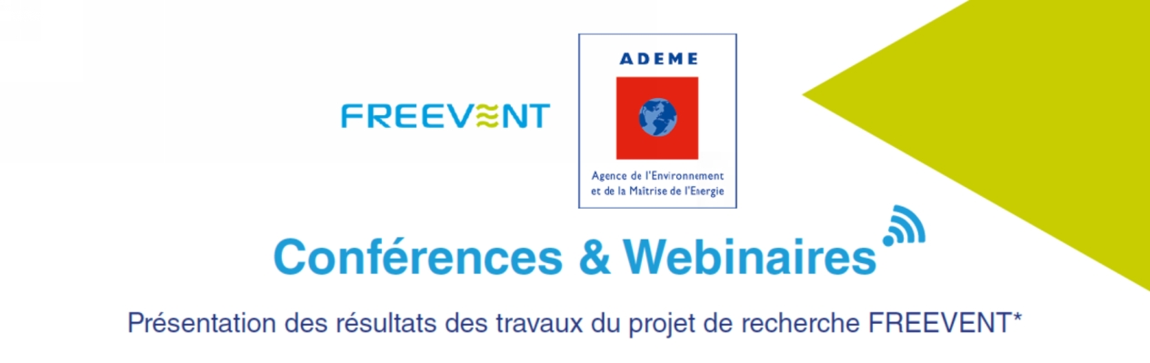 FREEVENT : Webinaire surventilation et confort d'été - Guide de conception