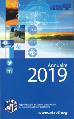 Annuaire AICVF 2019