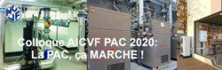 Colloque AICVF PAC 2020