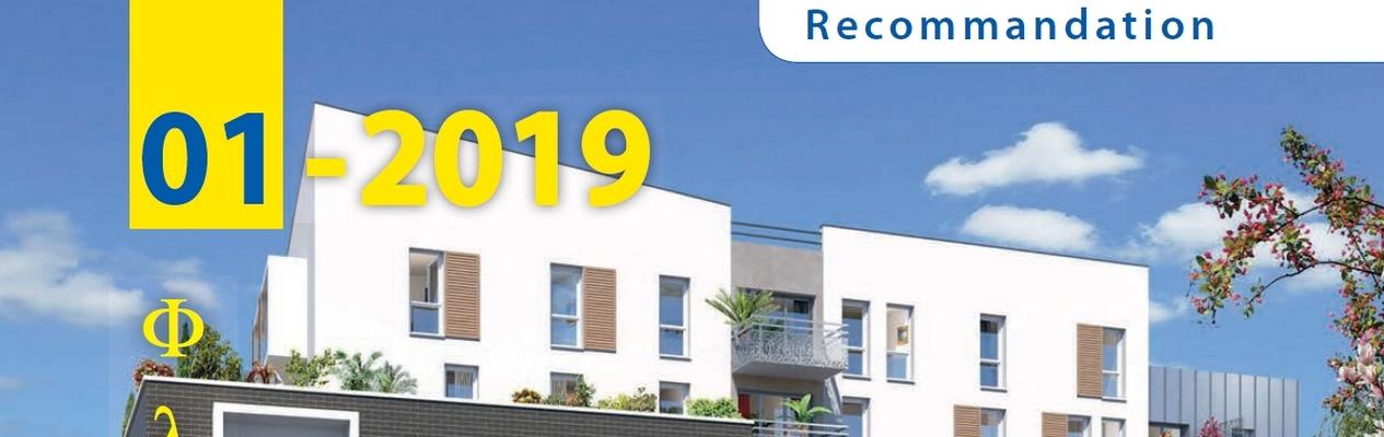 La Recommandation 01-2019