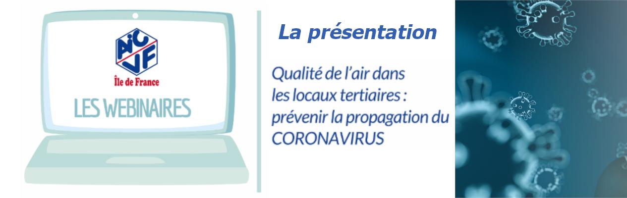 QAI dans les locaux tertiaires : Prévenir la propagation du Coronavirus