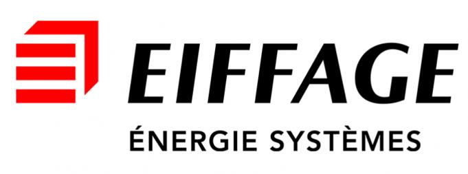 Logo Eiffage énergie système
