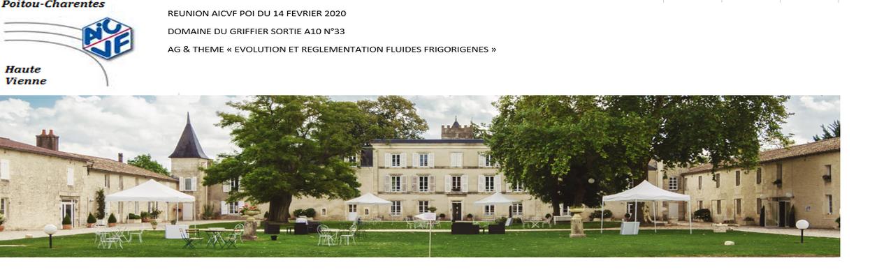 CR AG ET REUNION AICVF POI 14/02/2020 FLUIDES FRIGORIGENES