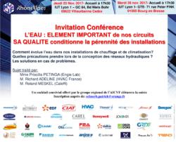 2017 11 23 et 2017 11 28 Invitation Qualit+® d'eau Circuits ferm+®s-1